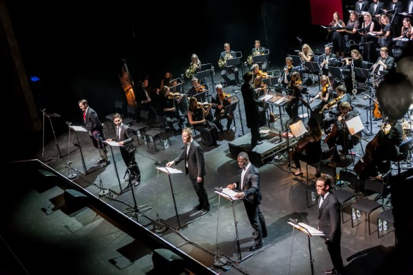 Camelot In Concert at London Palladium (Photo: Lidia Crisafulli)
