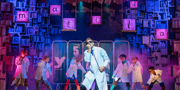 Matilda The Musical at Cambridge Theatre (Photo: Manuel Harlan)