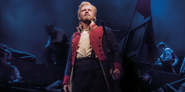 Les Misérables at Queen's Theatre