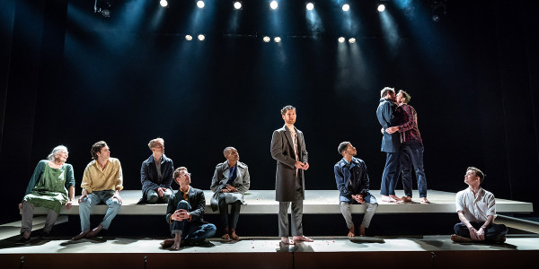The cast of The Inheritance Part 2 (Photo: Marc Brenner)