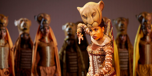 Disney's The Lion King at Lyceum Theatre (Photo: Brinkhoff/Mogenburg)