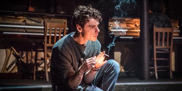 Matthew Needham in Summer And Smoke (Photo: Marc Brenner)