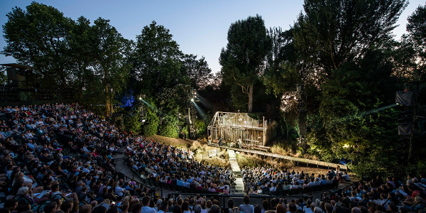 The Turn Of The Screw at Regent's Park Open Air Theatre (Photo: David Jensen)