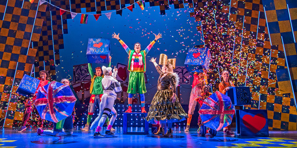 The company of Dick Whittington at Lyric Hammersmith (Photo: Tristram Kenton)