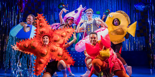 The Young Ensemble of Dick Whittington at Lyric Hammersmith (Photo: Tristram Kenton)