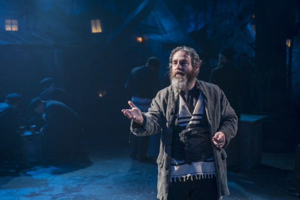 Andy Nyman (Tevye). (Photo: Johan Persson)
