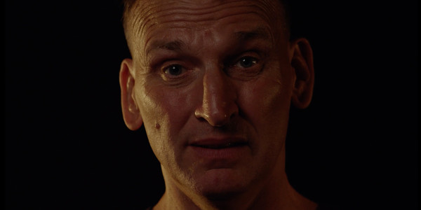 Christopher Eccleston in England's Red by Javaad Alipoor, an episode of My England