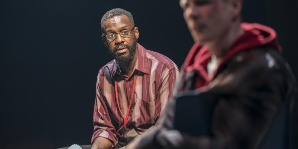 Sule Rimi in Sweat at the Donmar Warehouse (Photo: Johan Persson)