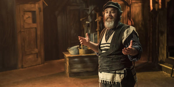 Andy Nyman in Fiddler On The Roof (Photo: Johan Persson)