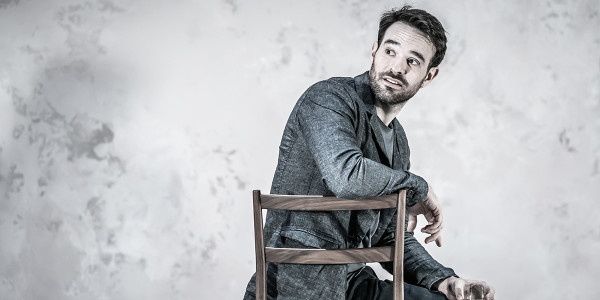 Charlie Cox in Betrayal at the Harold Pinter Theatre (Photo: Marc Brenner)