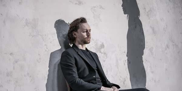 Tom Hiddleston in Betrayal at the Harold Pinter Theatre (Photo: Marc Brenner)