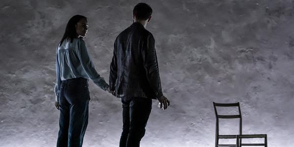 Zawe Ashton and Charlie Cox in Betrayal at the Harold Pinter Theatre (Photo: Marc Brenner)