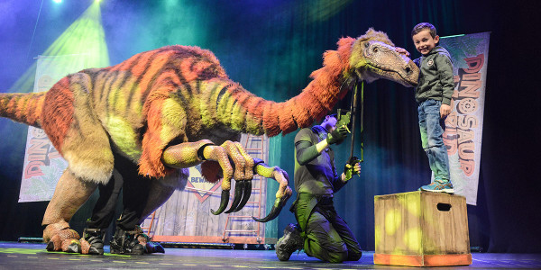 Dinosaur World Live (Photo: Robert Day)