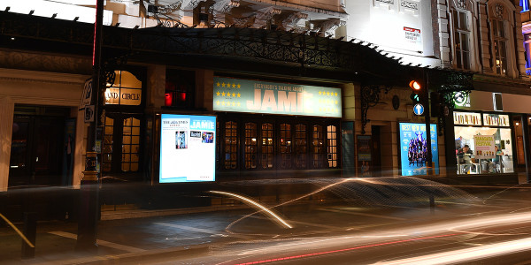 The Apollo Theatre hosts Everybody's Talking About Jamie