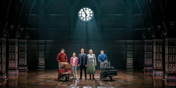 Harry Potter play: A scene from the West End Production of Harry Potter And The Cursed Child (Photo: Johan Persson)