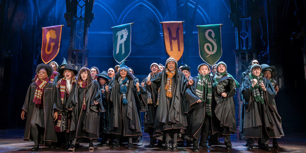 Harry Potter And The Cursed Child at the Palace Theatre (Photo: Manuel Harlan)