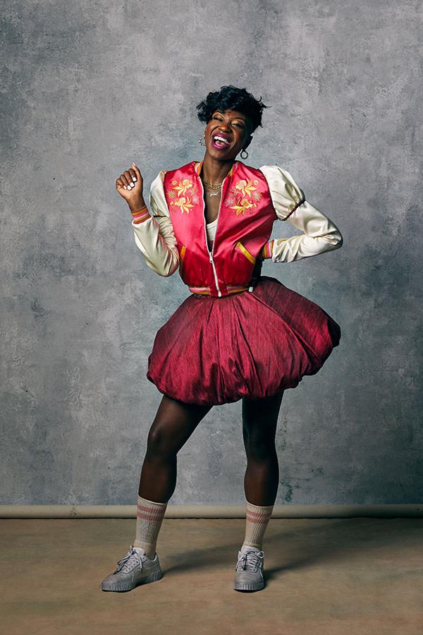 & Juliet, Miriam-Teak Lee as Juliet