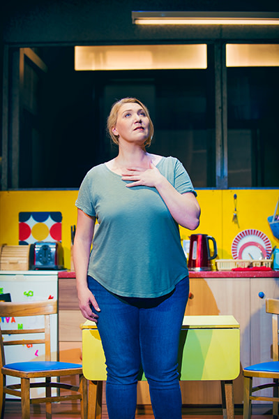 Melissa Jacques as Margaret. Photo by Matt Crockett