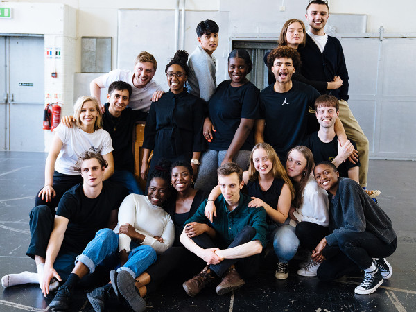 London Theatre News Today: The 2019 National Youth Theatre REP company
