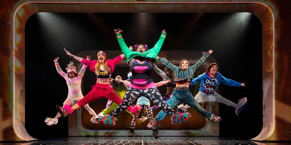 Be More Chill London: The Broadway production of Be More Chill