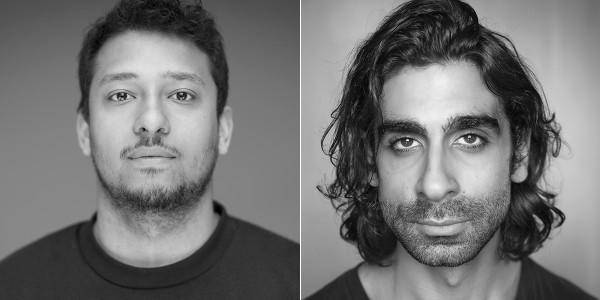 Irfan Shamji (left) Scott Karim (right)