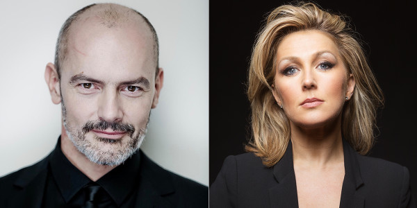 London Theatre News today: Jérôme Pradon & Mazz Murray