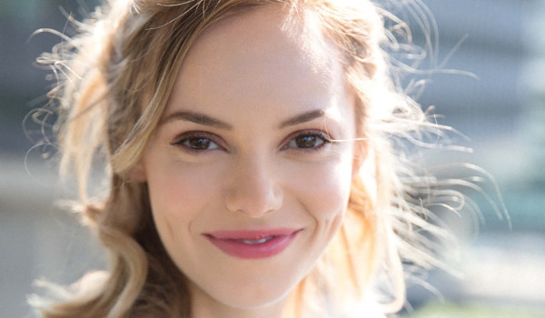 Hannah Tointon joins Waitress as Dawn. Photo by Stewart Bywater.