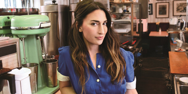 Sara Bareilles Waitress West End