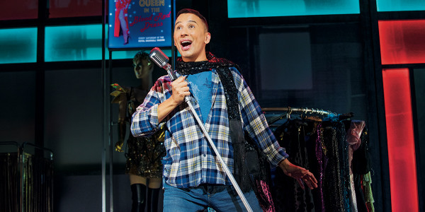 Bianca Del Rio returns to Everybody's Talking About Jamie: Roy Haylock as Hugo