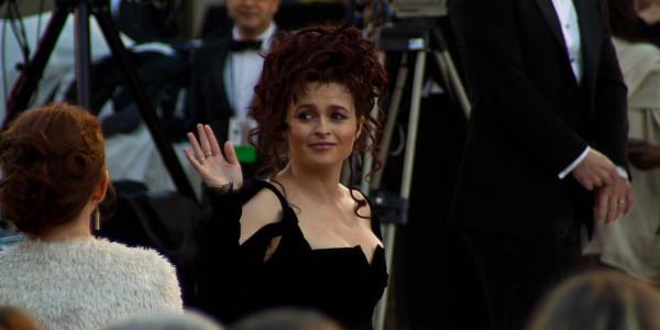 Helena Bonham Carter at the 83rd Academy Awards. Photo by David Torcivia.