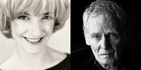 Jane Horrocks & Karl Johnson