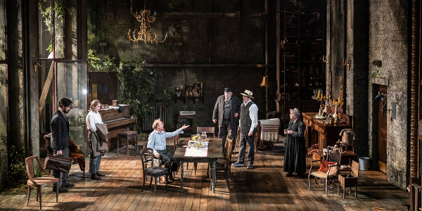 Uncle Vanya. Photo by Johan Persson.
