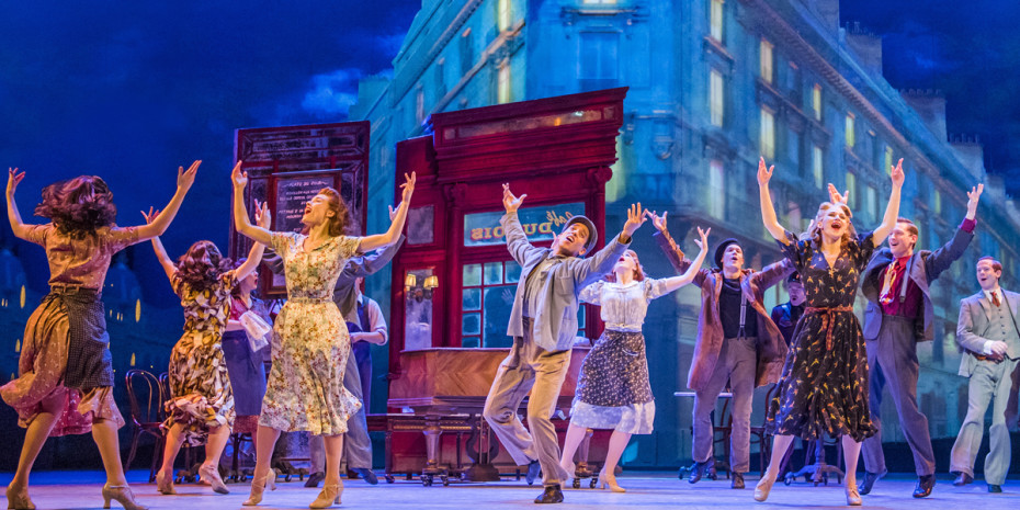 An American In Paris at the Dominion Theatre (Photo: Johan Persson)