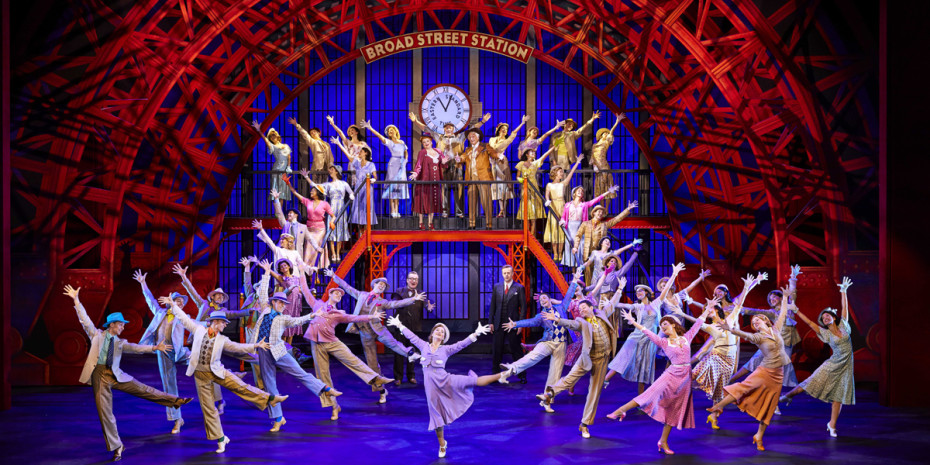 42nd Street at Theatre Royal Drury Lane (Photo: Brinkhoff & Moegenburg)