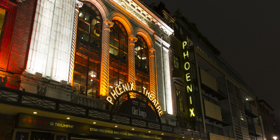 Phonenix Theatre London