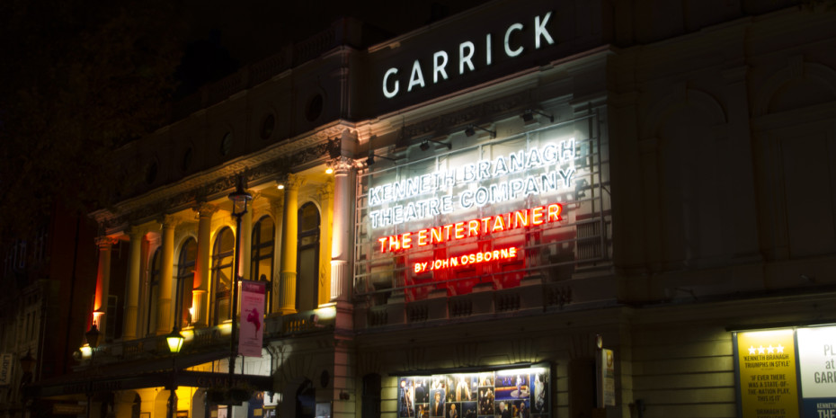 Garrick Theatre London