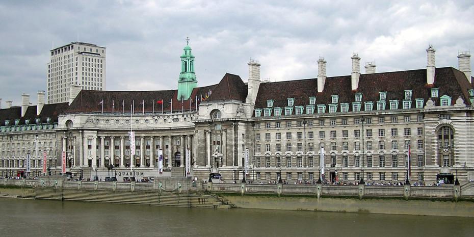 County Hall London