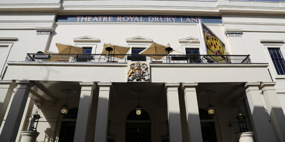 Drury Lane, Theatre Royal London