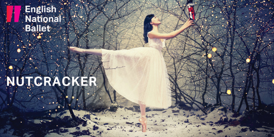 Nutcracker at the London Coliseum