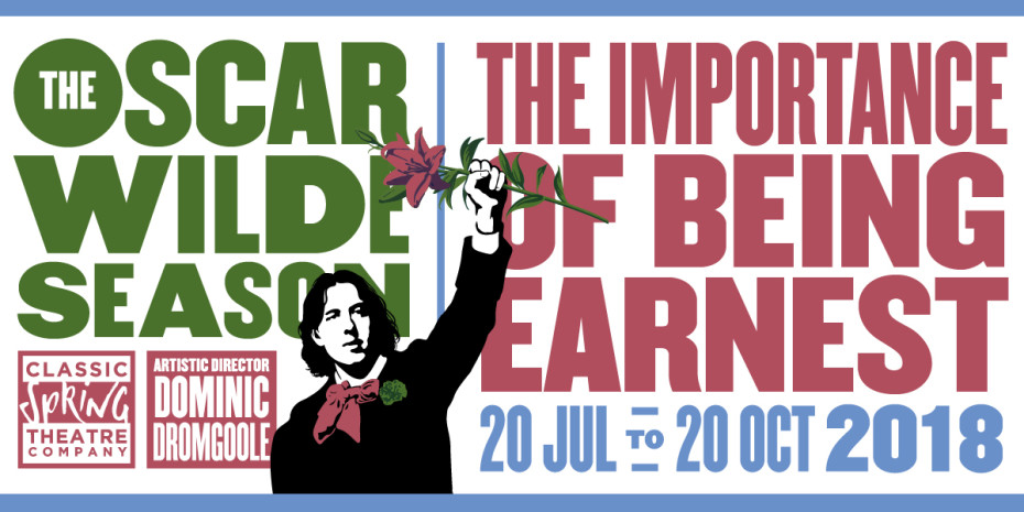 The Importance Of Being Earnest at Vaudeville Theatre London