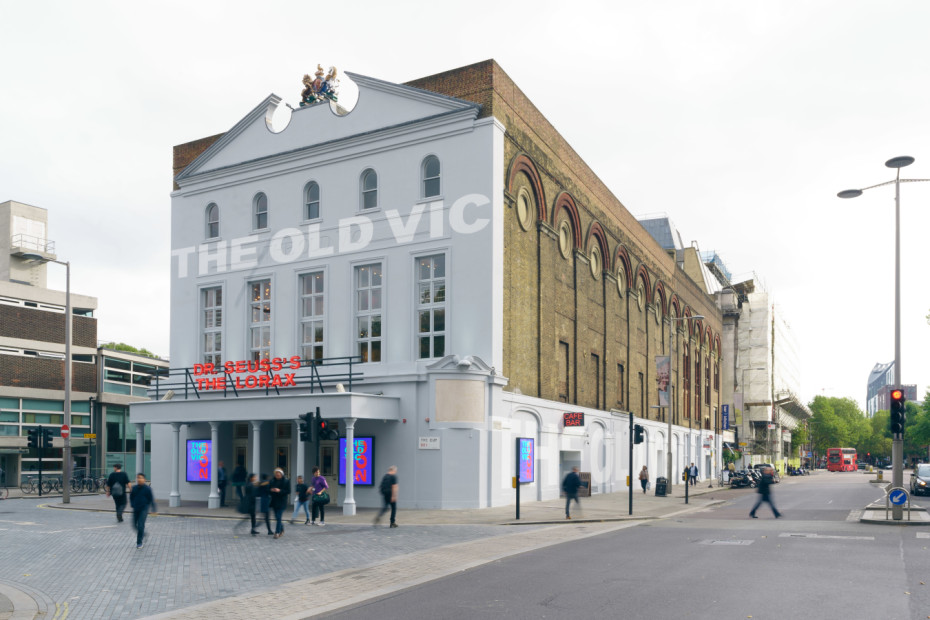 The Old Vic (Photo: Manuel Harlan)