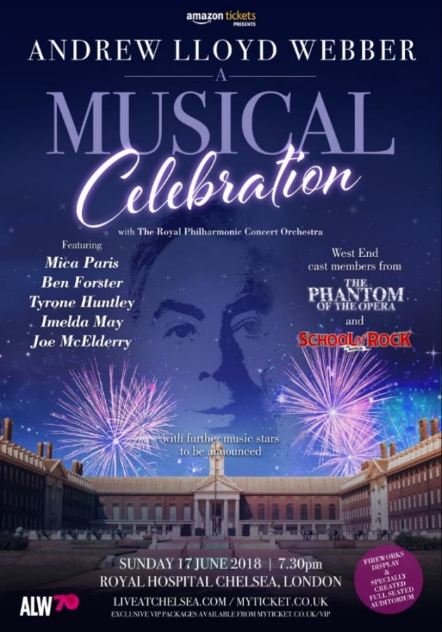 Andrew Lloyd Webber - A Musical Celebration