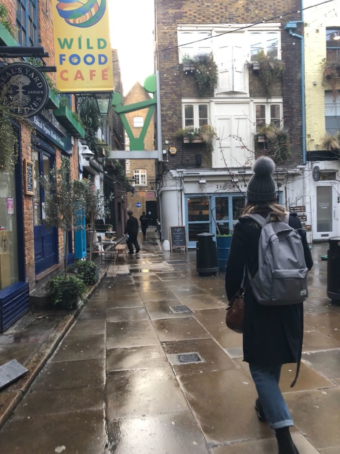 Neal's Yard - Claire Calvert's photo diary