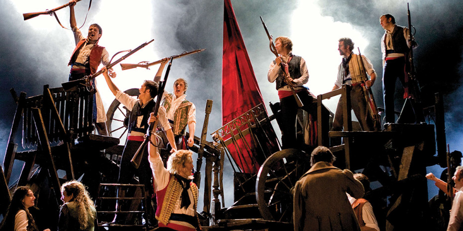Les Misérables will tour the UK and Ireland (Photo: Michael Le Poer)