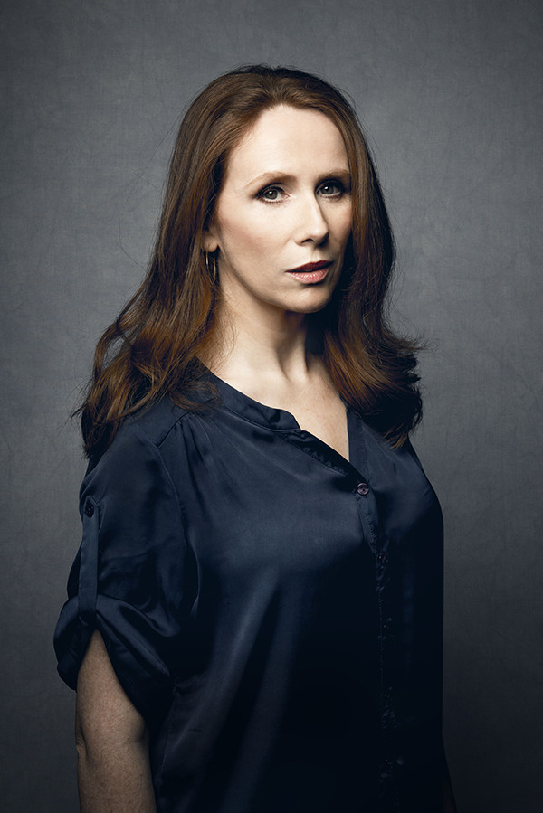 Catherine Tate (Photo: Matt Crockett)