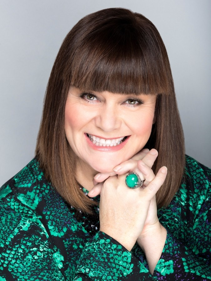 Dawn French starring as The Wicked Witch in Snow White at the London Palladium