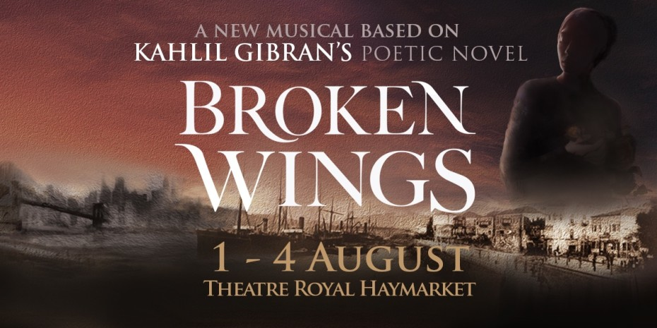 Broken Wings at the Theatre Royal Haymarket