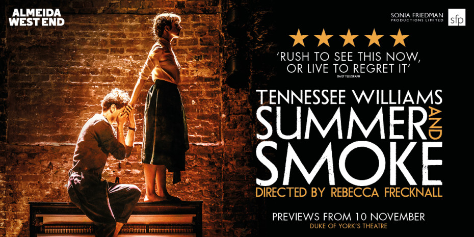 Summer And Smoke at Duke of York's Theatre