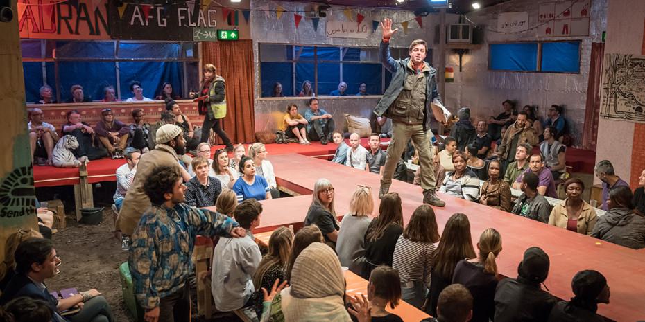 The Jungle at Playhouse Theatre (Photo: David Sandison)