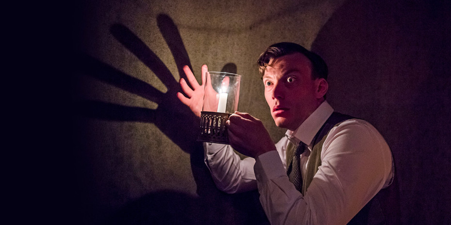The Woman In Black at Fortune Theatre